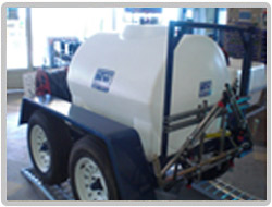 500 Litre ATV Multipurpose Spray Trailer