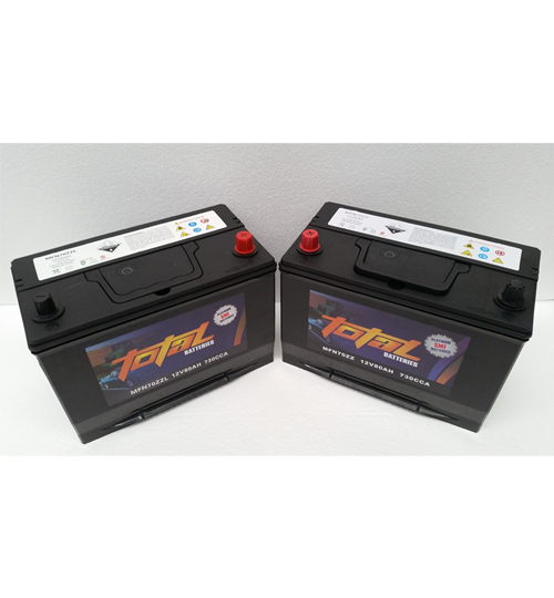 TOTAL BATTERY'S - Ultra High Performance Batteries